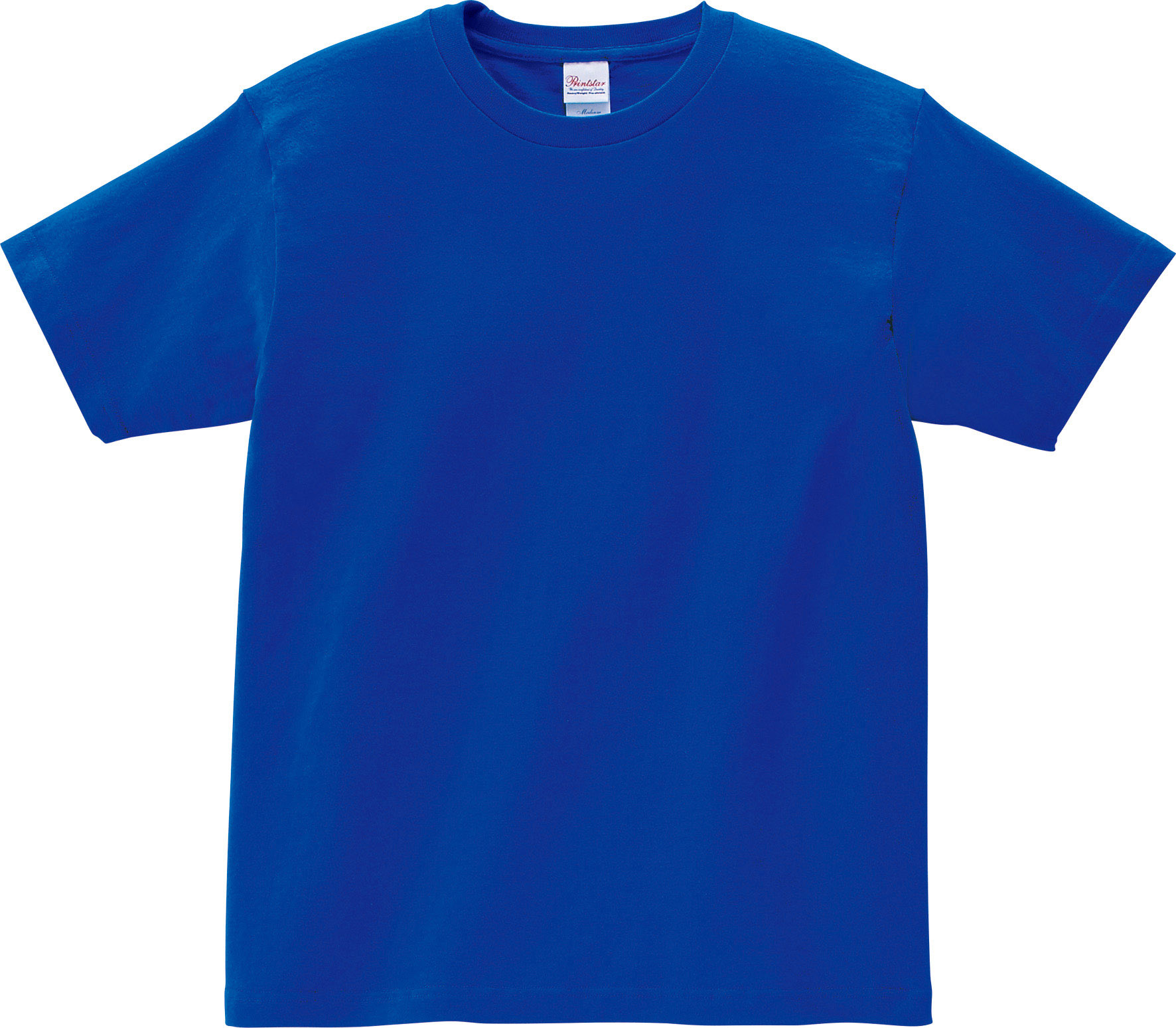 00085-CVT 5.6オンス・ヘビーウェイトTシャツ - 032-ロイヤルブルー, L