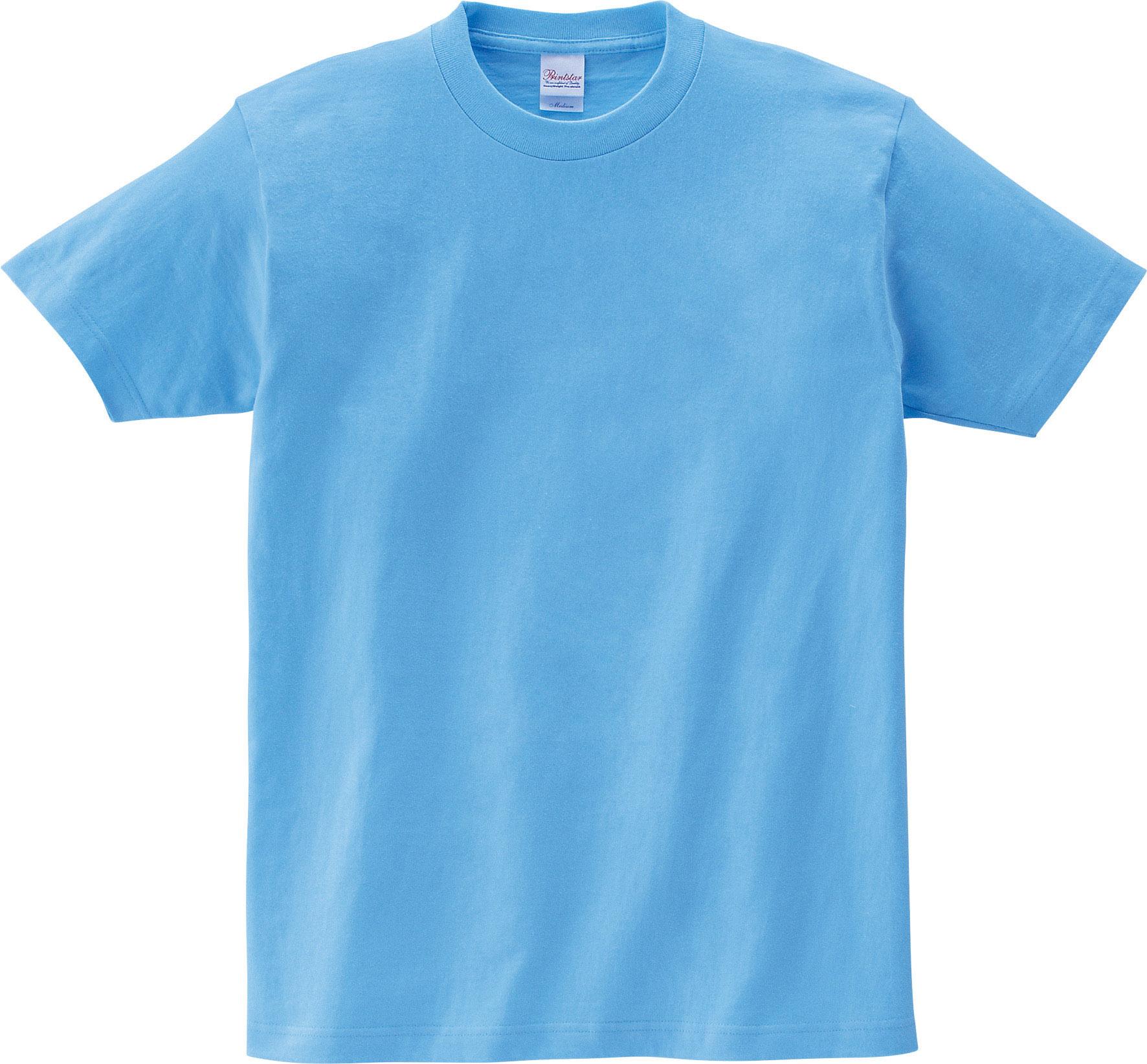 00085-CVT 5.6オンス・ヘビーウェイトTシャツ - 033-サックス, XXXL