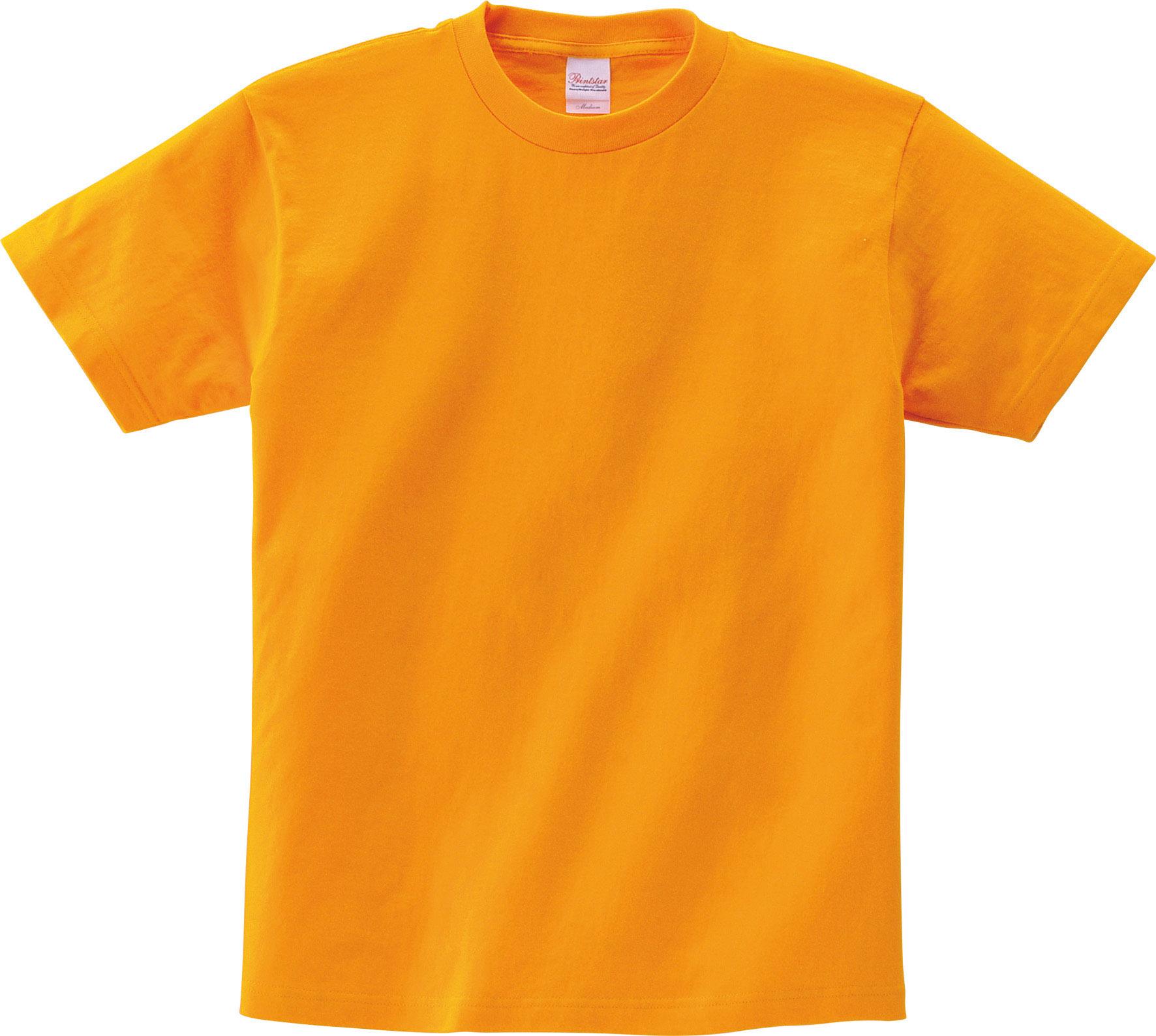 00085-CVT 5.6オンス・ヘビーウェイトTシャツ - 077-ゴールドイエロー, 130
