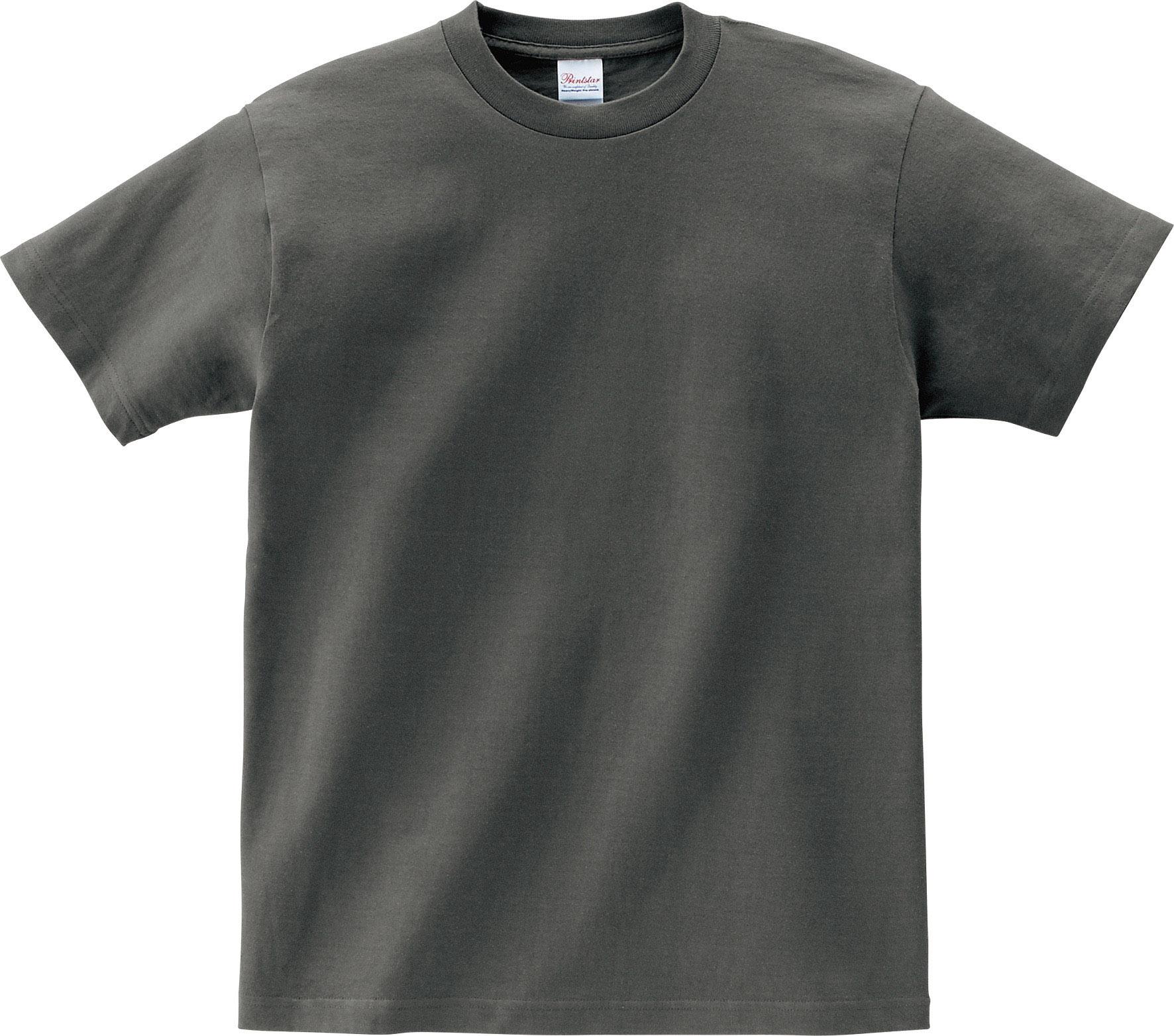 00085-CVT 5.6オンス・ヘビーウェイトTシャツ - 129-チャコール, XXXL
