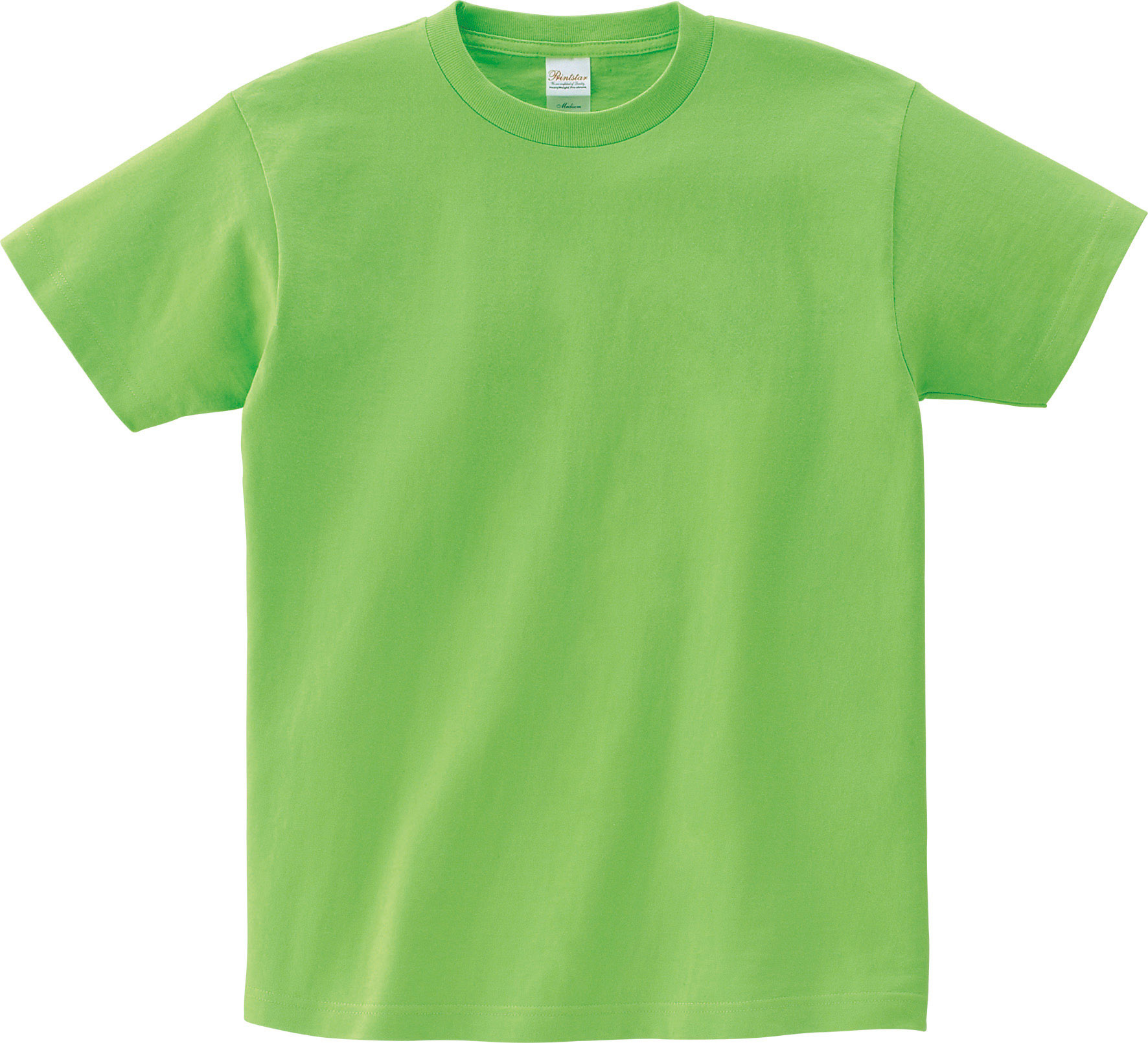 00085-CVT 5.6オンス・ヘビーウェイトTシャツ - 155-ライム, XXXL