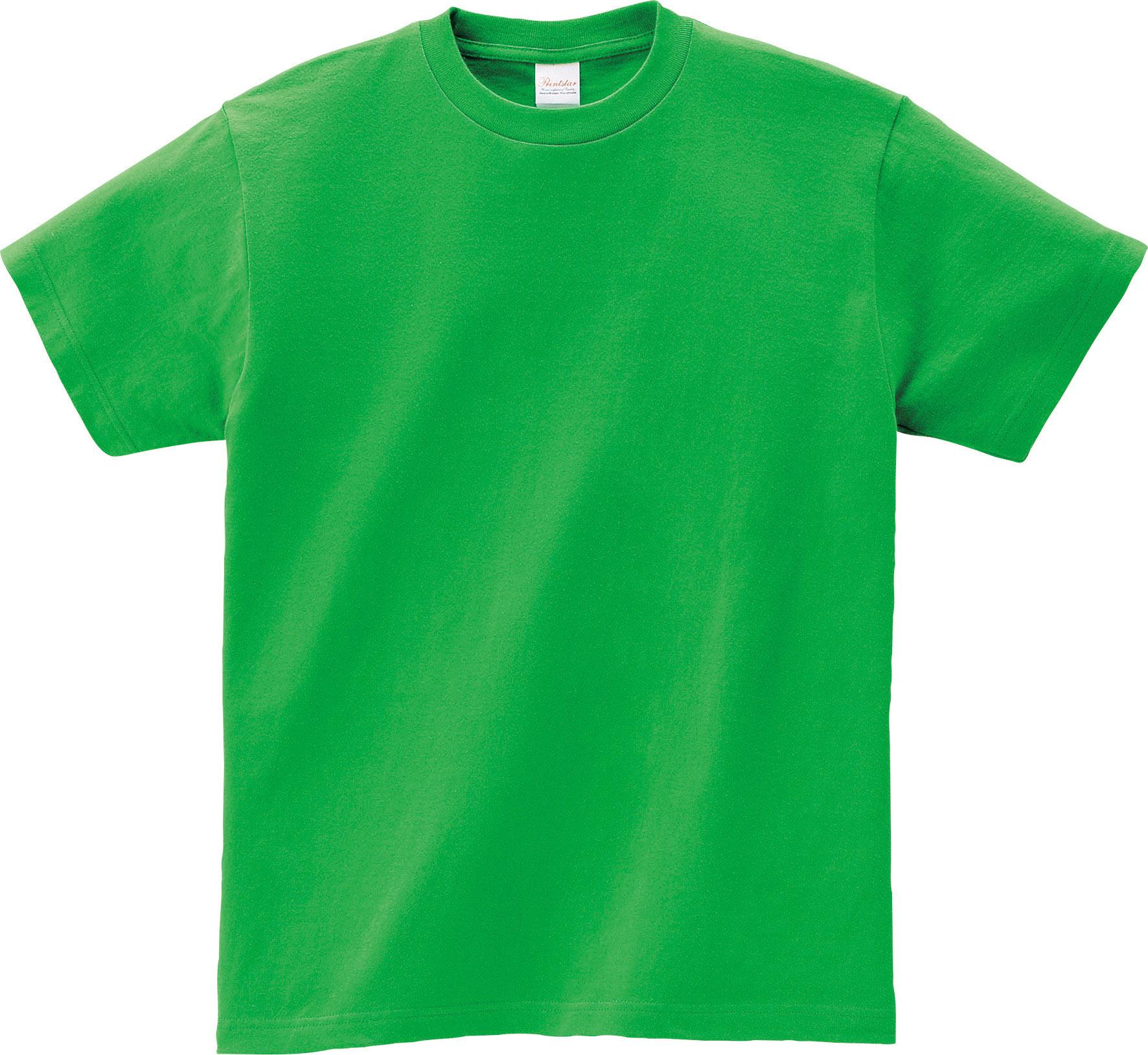 00085-CVT 5.6オンス・ヘビーウェイトTシャツ - 194-ブライトグリーン, XXXL