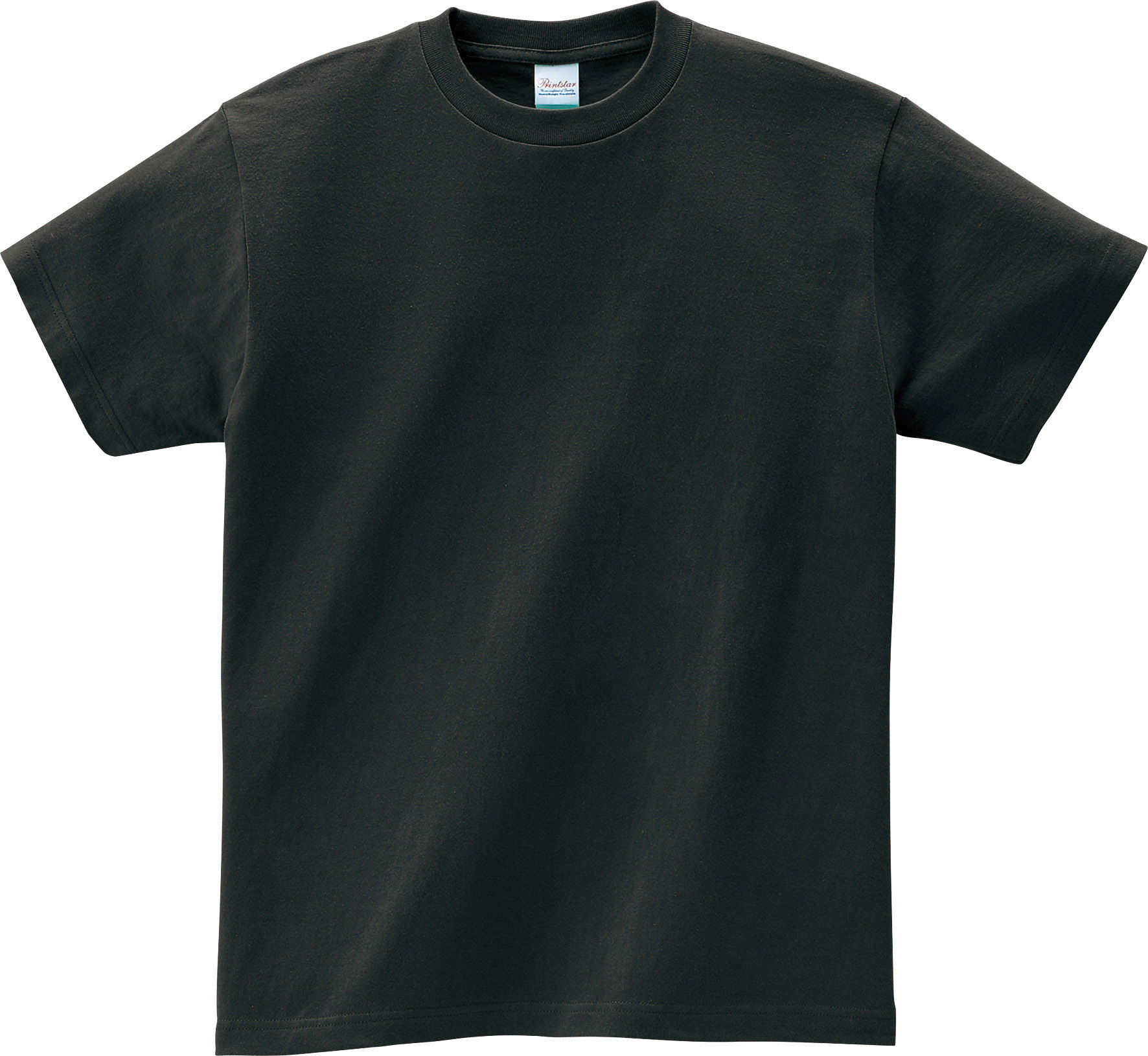 00085-CVT 5.6オンス・ヘビーウェイトTシャツ - 223-スモークブラック, XXXL